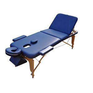 Массажный стол ZENET ZET 1047 NAVY BLUE