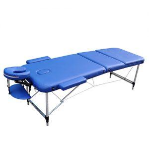 Массажный стол ZENET ZET 1049 NAVY-BLUE разобранный