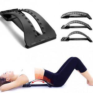 Тренажер массажер для спины и позвоночника Back Magic