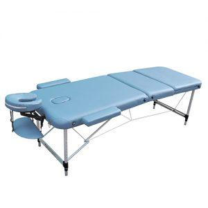 Массажный стол ZENET ZET-1047 размер М ( 1857061) LIGHT BLUE разобранный