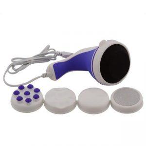 ручной массажер relax spin tone
